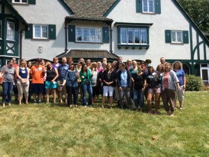 2015 summer institute group picture