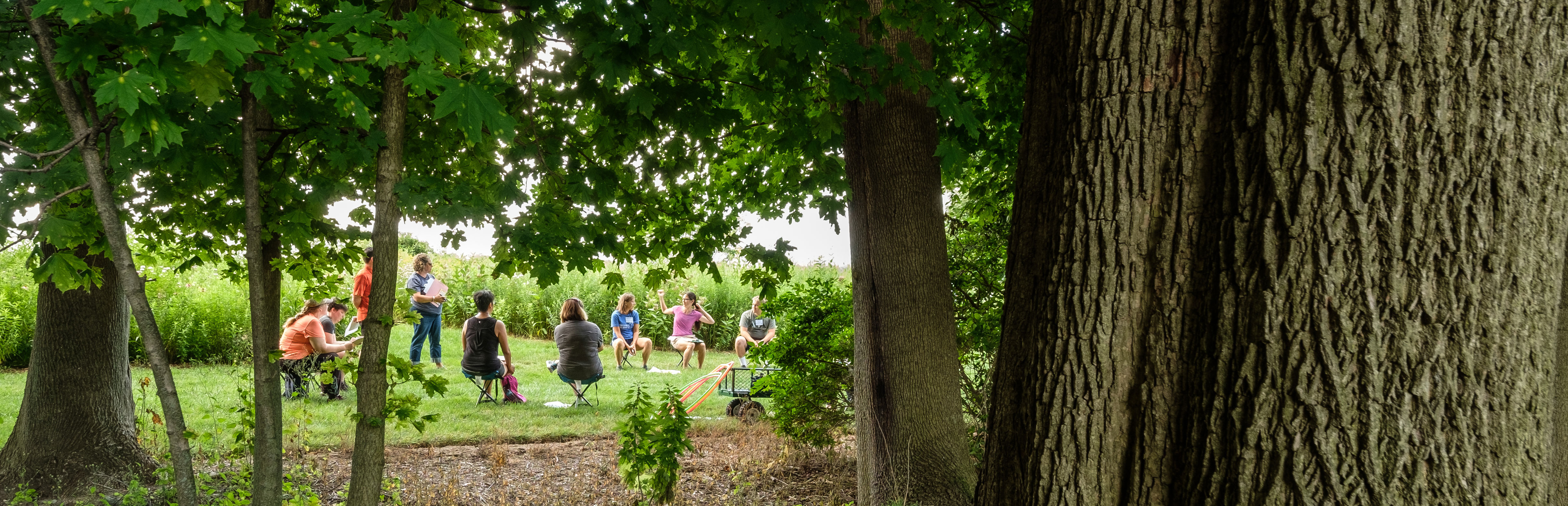 Fueling outdoor learning