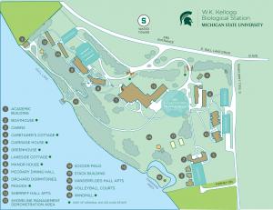 KBS Academic map 2016