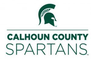 Calhoun County Spartans Logo