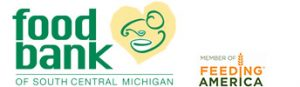 Logo for Food Bank of South Central Michigan