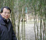 Photo of Professor Jack Liu in China