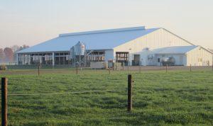 Pasture Dairy Center