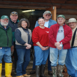 Kellogg Forest Maple Syrup Volunteers