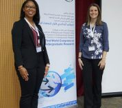 Sharing KBS climate change research in Qatar