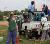 A day in the field with an American in Botswana: Bonnie McGill
