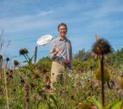 Nick Haddad shares his search for the rarest butterflies and the future of butterfly conservation