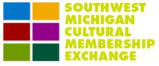 Southwest Michigan Cultural Membership Exchange logo.