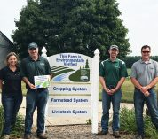 Kellogg Farm again recognized for environmental stewardship