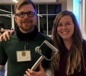 KBS staffer honored with award from craft malt association