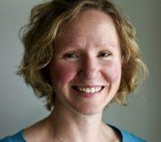 Headshot of Sarah Evans.