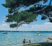 Take a break and relax by the lake: KBS offers cabin and cottage rentals