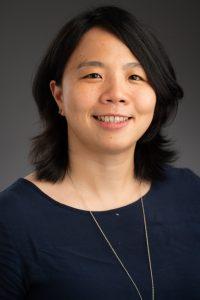 Head shot portrait of Tian Guo.